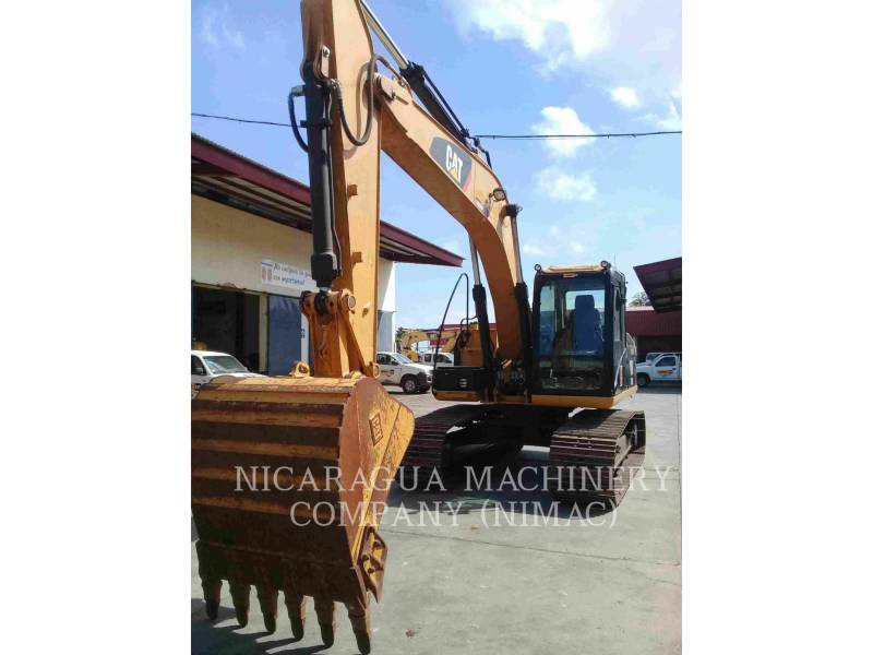 CATERPILLAR TRACK EXCAVATORS 318D2L equipment  photo 4