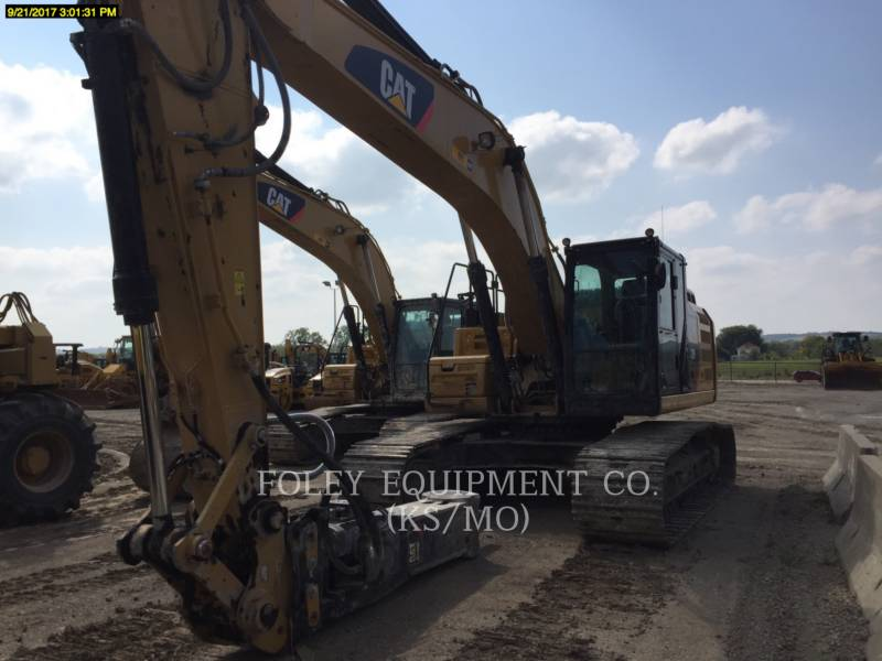CATERPILLAR TRACK EXCAVATORS 329FL10 equipment  photo 2