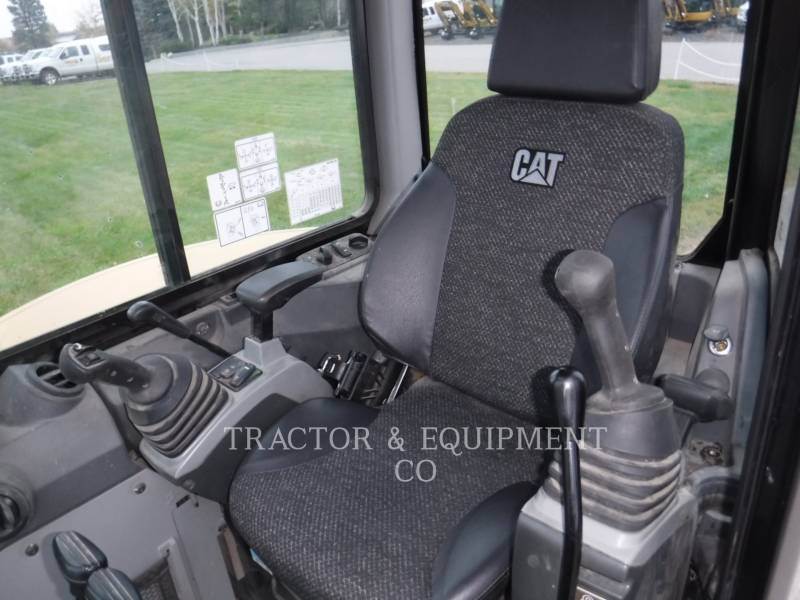 CATERPILLAR TRACK EXCAVATORS 303.5E2CRB equipment  photo 8