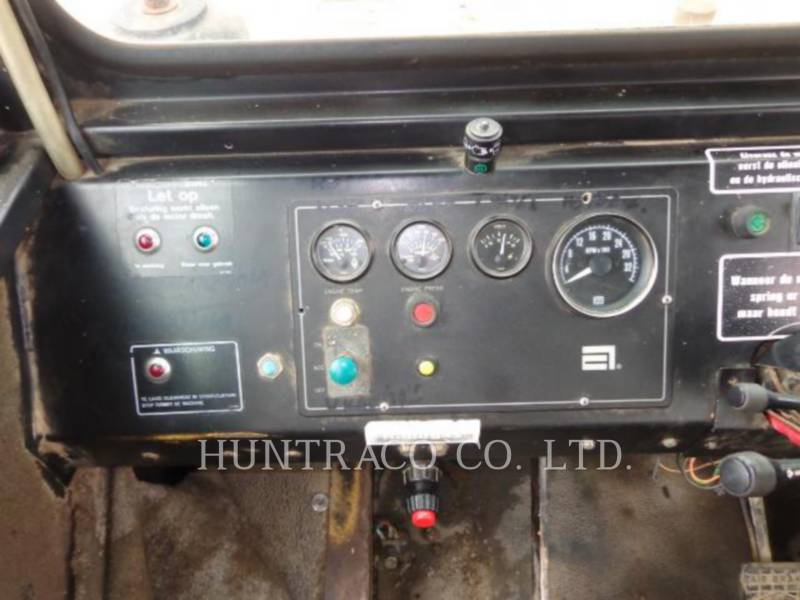 TERRA-GATOR Rozrzutniki 2204 R PDS 10 PLC CA equipment  photo 11