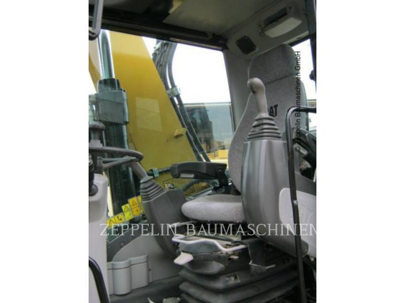 CATERPILLAR PELLES SUR PNEUS M315D equipment  photo 13