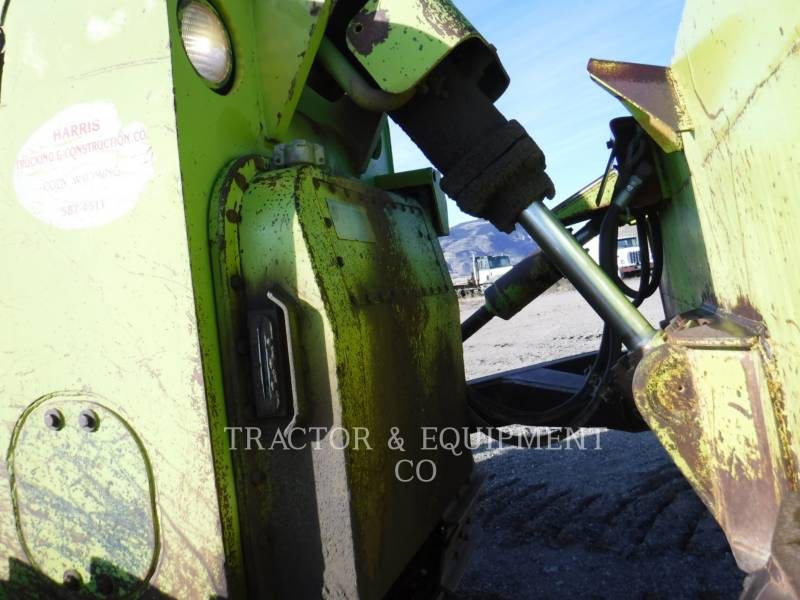 TEREX CORPORATION TRACTORES DE CADENAS 82-20B equipment  photo 9