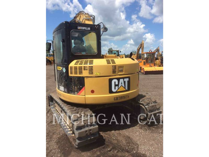 CATERPILLAR ESCAVADEIRAS 308DCR equipment  photo 18