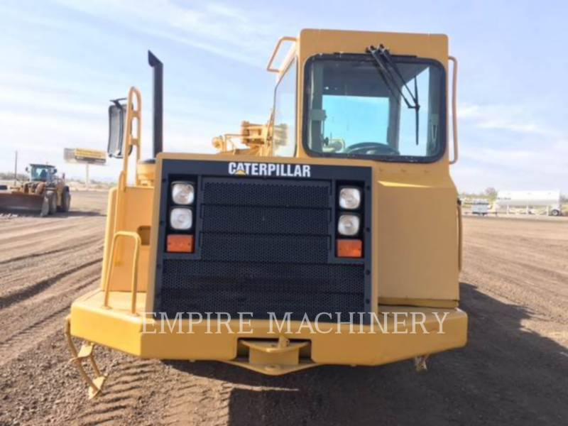 CATERPILLAR MOTOESCREPAS 613C equipment  photo 6