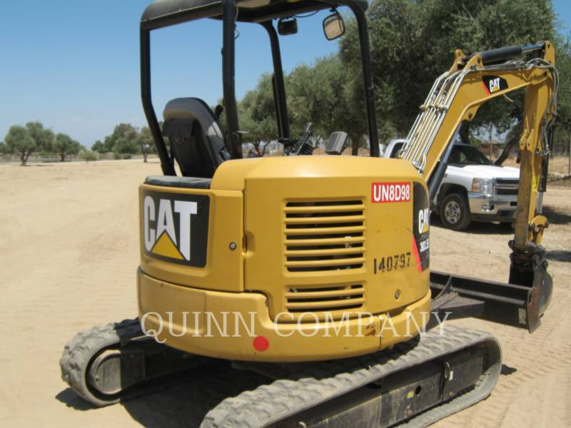 CATERPILLAR ESCAVATORI CINGOLATI 303.5ECR equipment  photo 4