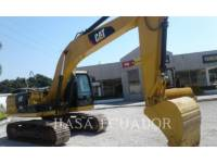 CATERPILLAR TRACK EXCAVATORS 320D2GC equipment  photo 4