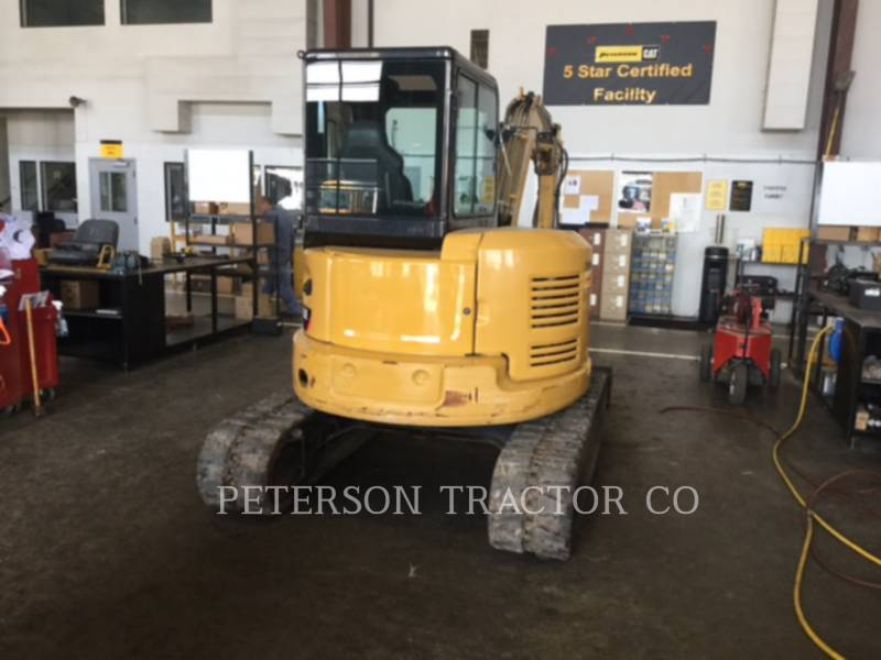 CATERPILLAR TRACK EXCAVATORS 305.5E CR equipment  photo 3