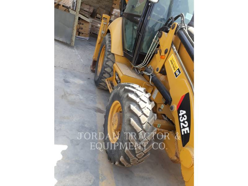 CATERPILLAR CHARGEUSES-PELLETEUSES 432E equipment  photo 3