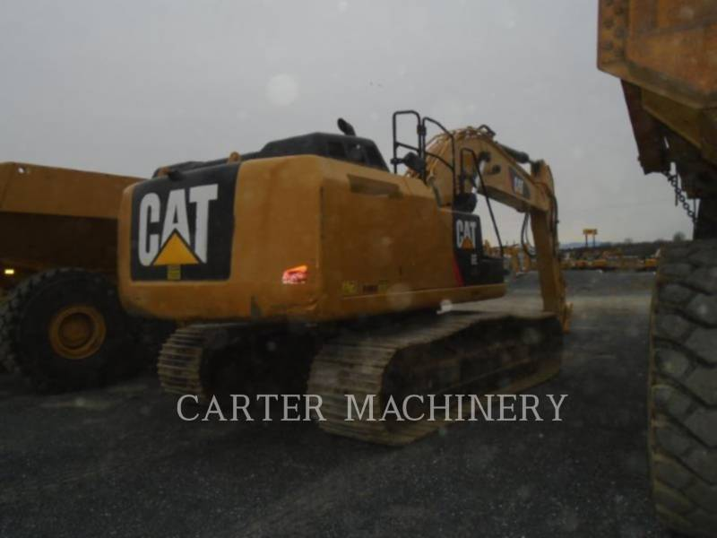 CATERPILLAR TRACK EXCAVATORS 336E 10CFH equipment  photo 4