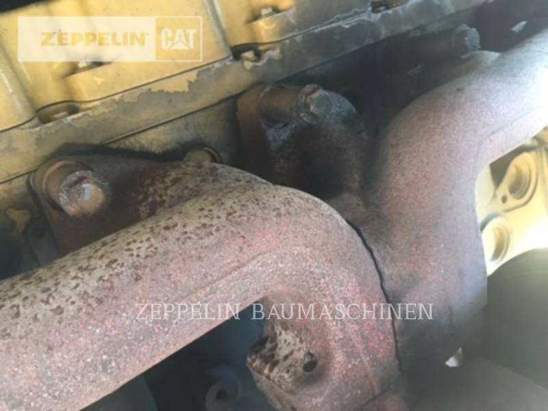 CATERPILLAR PELLES SUR PNEUS M322D equipment  photo 17