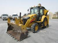 Equipment photo CATERPILLAR 422F2STLRC RETROESCAVADEIRAS 1