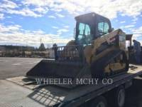 CATERPILLAR DELTALADER 279D C3-H2 equipment  photo 2