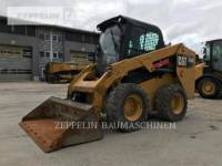 Equipment photo CATERPILLAR 246 CHARGEURS COMPACTS RIGIDES 1