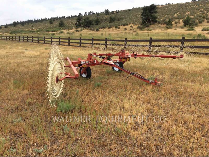 H&S MANUFACTURING CO. AG HAY EQUIPMENT CR12 equipment  photo 5