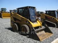 Equipment photo CATERPILLAR 232B2 PALE COMPATTE SKID STEER 1