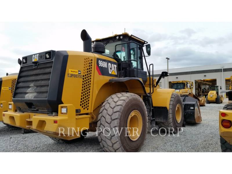 CATERPILLAR WHEEL LOADERS/INTEGRATED TOOLCARRIERS 966MQC equipment  photo 4