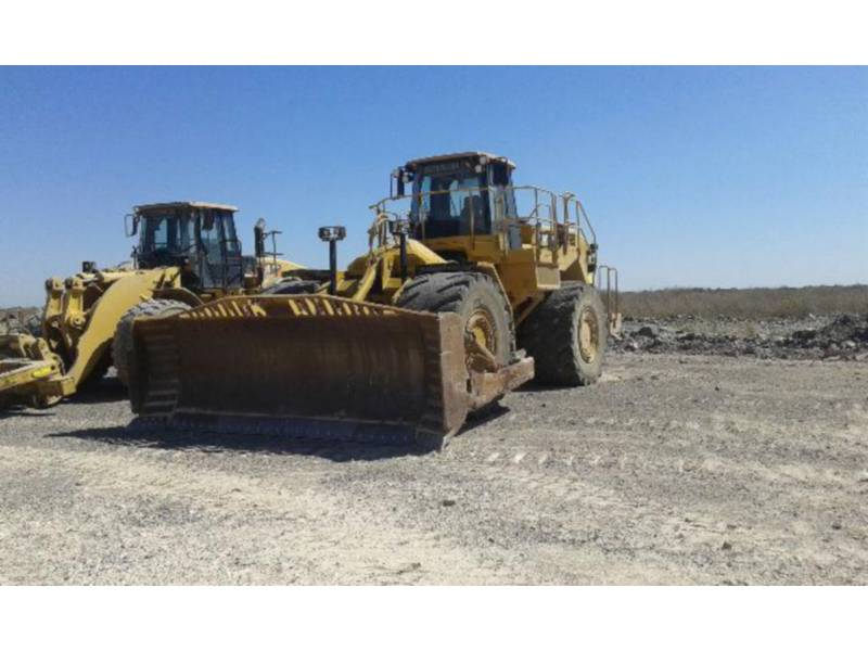 CATERPILLAR TRATORES DE RODAS 834H equipment  photo 1