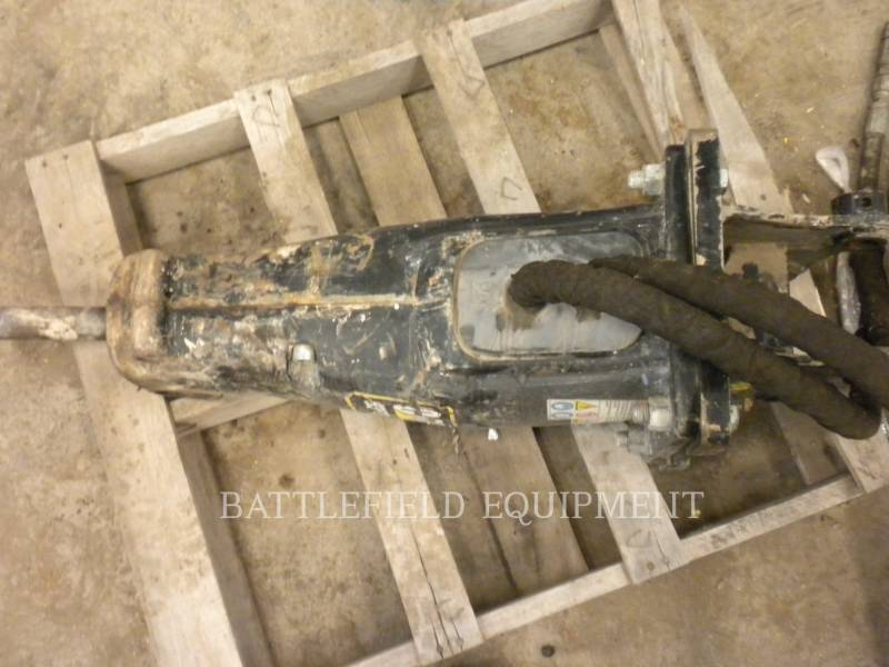 CATERPILLAR  HAMMER H35D equipment  photo 2