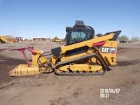 CATERPILLAR CHARGEURS TOUT TERRAIN 299DXHP equipment  photo 2