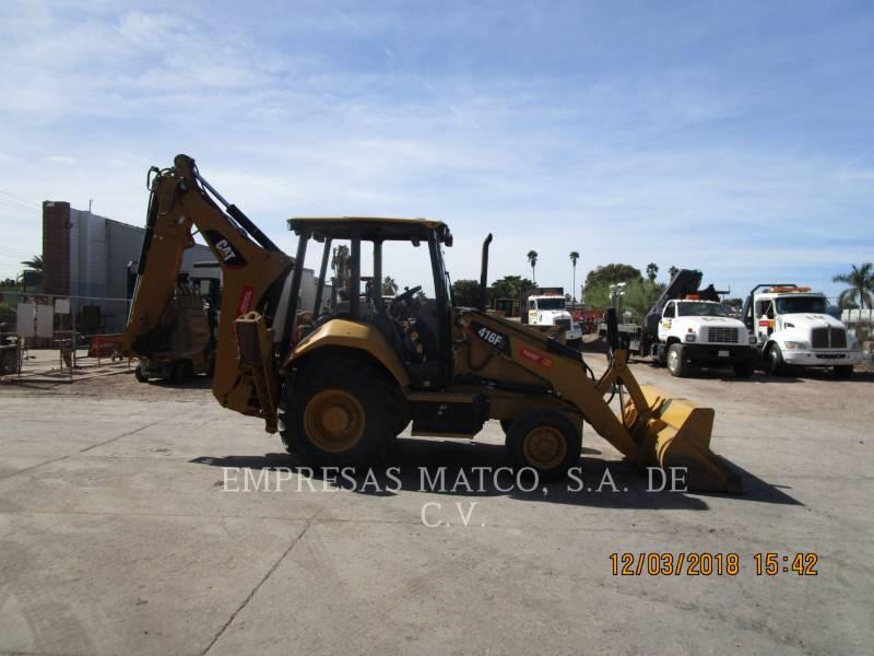 CATERPILLAR BACKHOE LOADERS 416F2STLRC equipment  photo 4