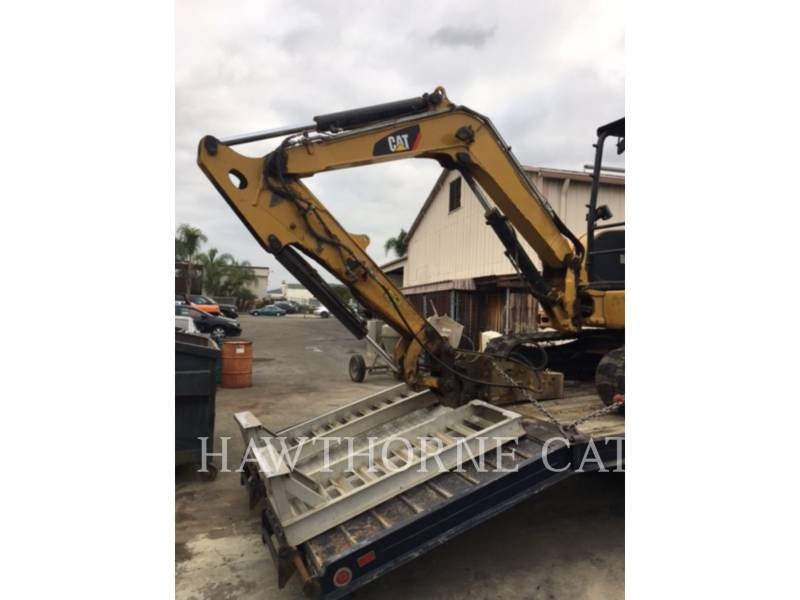CATERPILLAR PELLES SUR CHAINES 305.5E2 equipment  photo 5