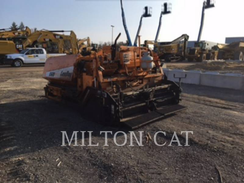 LEE-BOY PAVIMENTADORA DE ASFALTO 8500LD equipment  photo 6