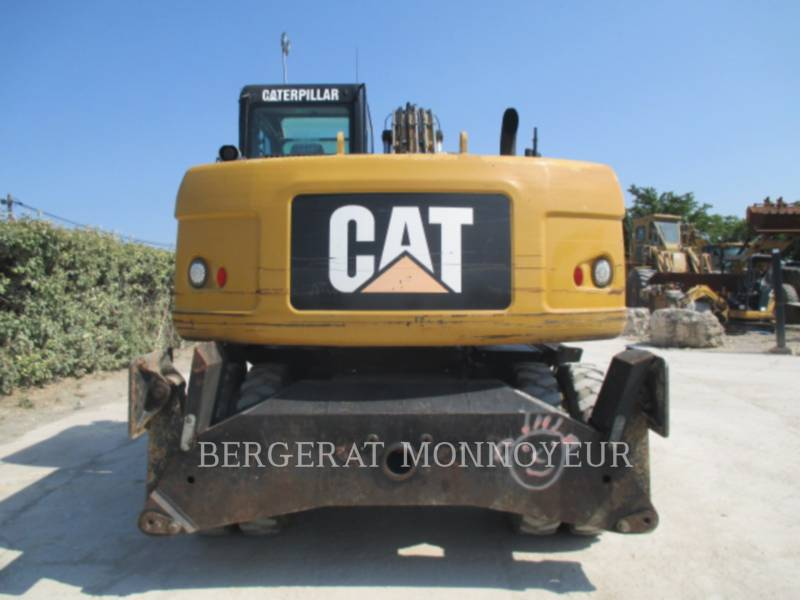 CATERPILLAR ホイール油圧ショベル M313D equipment  photo 7