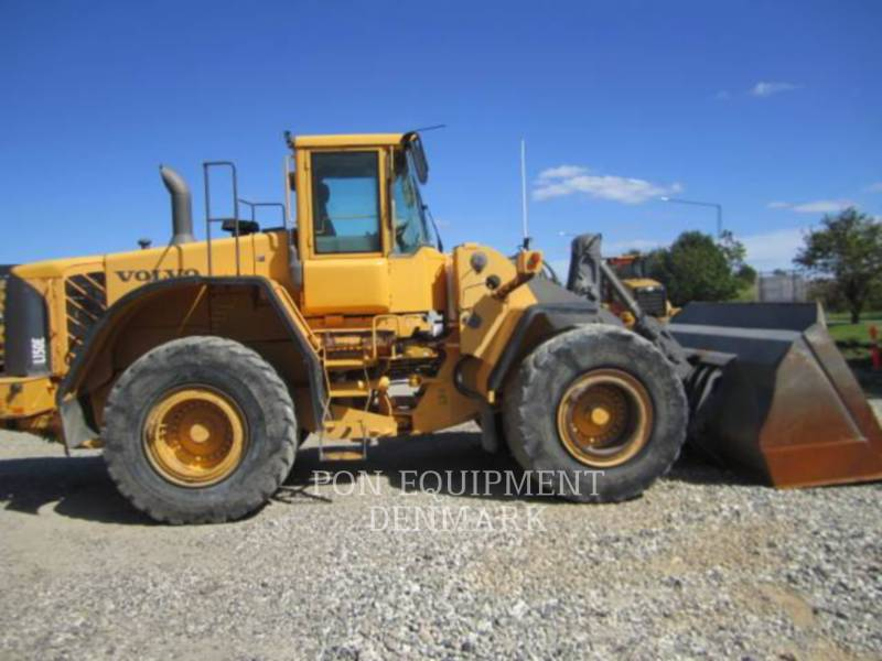 VOLVO CONSTRUCTION EQUIP BRASIL WHEEL LOADERS/INTEGRATED TOOLCARRIERS L150E equipment  photo 1