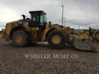 CATERPILLAR WHEEL LOADERS/INTEGRATED TOOLCARRIERS 980M AOR T equipment  photo 7