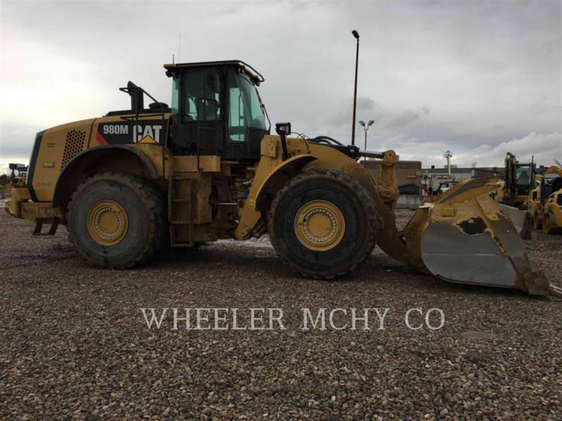 CATERPILLAR CARGADORES DE RUEDAS 980M AOR T equipment  photo 7