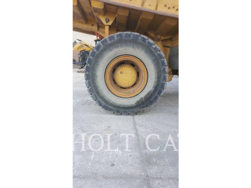 CATERPILLAR TOMBEREAUX DE CHANTIER 773F equipment  photo 10