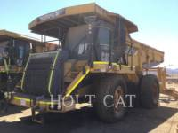Equipment photo CATERPILLAR 773 F STARRE DUMPTRUCKS 1