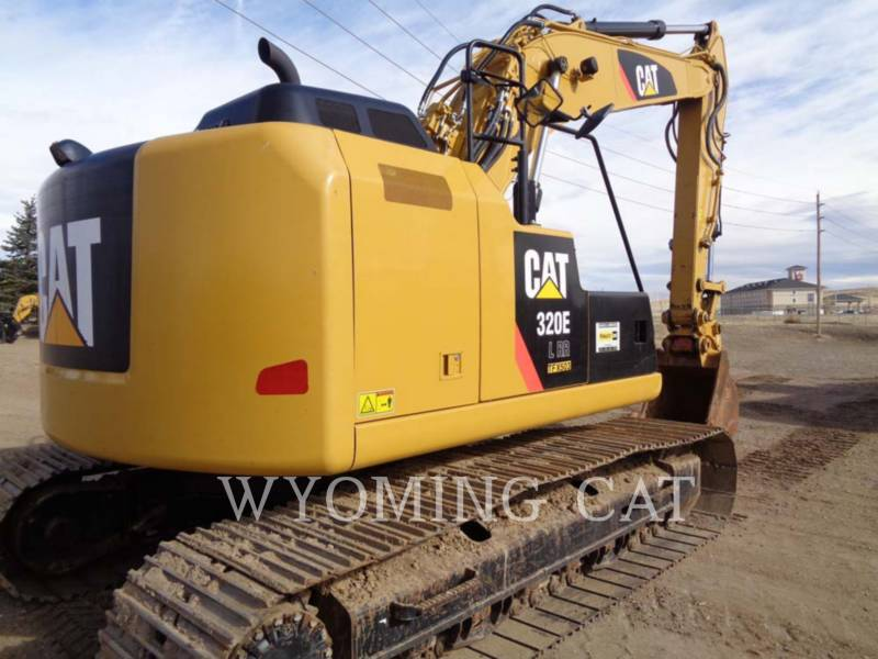 CATERPILLAR TRACK EXCAVATORS 320ELRR equipment  photo 11