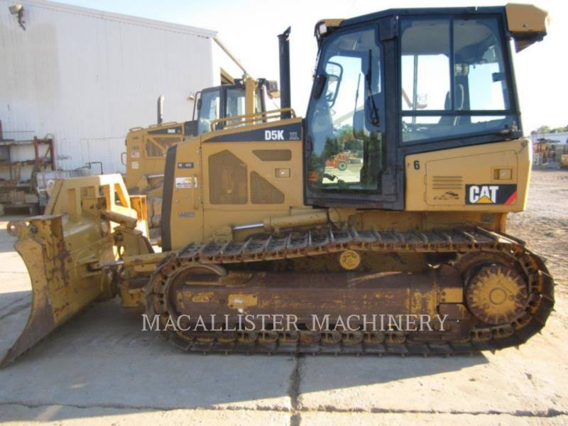 CATERPILLAR TRACTORES DE CADENAS D5K XL equipment  photo 1