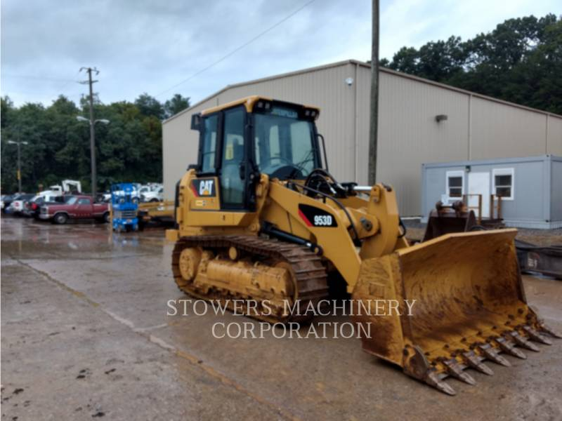 CATERPILLAR TRACK LOADERS 953D equipment  photo 1