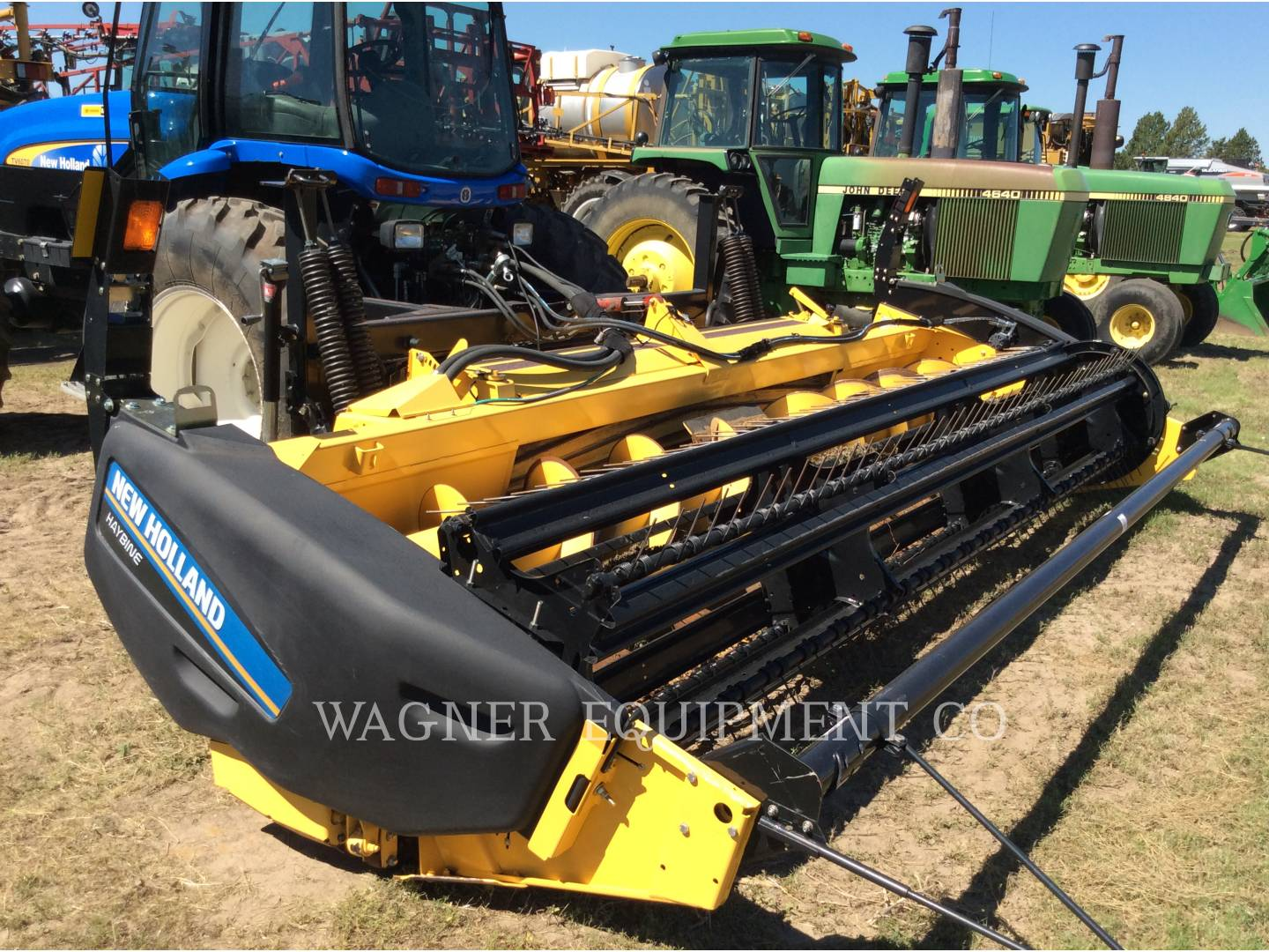 Detail photo of 2012 New Holland 16HS from Construction Equipment Guide