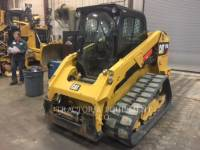 Equipment photo CATERPILLAR 279D MINICARGADORAS 1