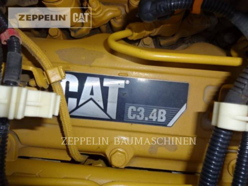 CATERPILLAR KOPARKI GĄSIENICOWE 313FLGC equipment  photo 17