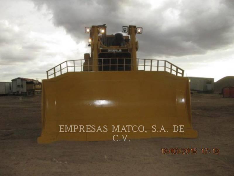 CATERPILLAR TRATORES DE ESTEIRAS D9T equipment  photo 7