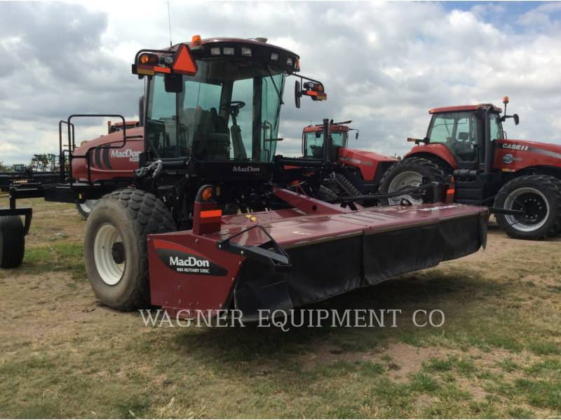 MACDON MATERIELS AGRICOLES POUR LE FOIN M205 equipment  photo 4