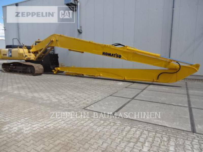 KOMATSU LTD. TRACK EXCAVATORS PC340NLC equipment  photo 4