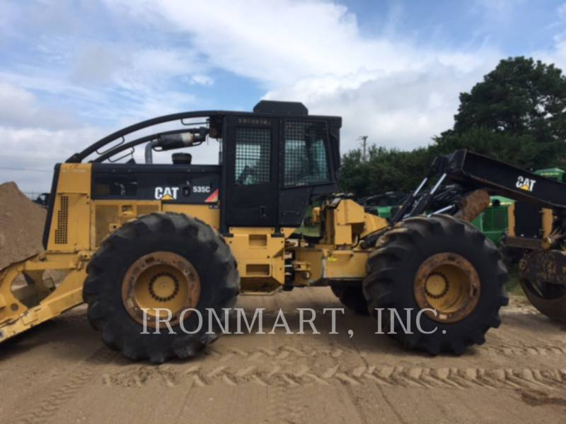 CATERPILLAR SILVICULTURA - TRATOR FLORESTAL 535C equipment  photo 1