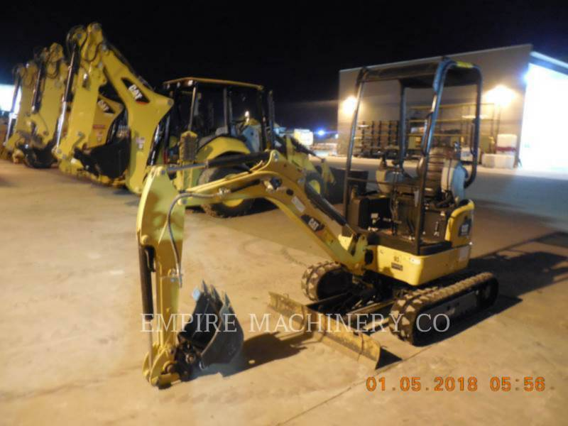 CATERPILLAR EXCAVADORAS DE CADENAS 301.7DCROR equipment  photo 4