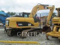 CATERPILLAR トラック油圧ショベル 315DL equipment  photo 5