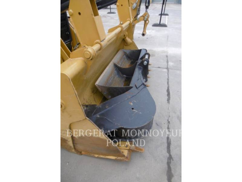 CATERPILLAR CHARGEUSES-PELLETEUSES 428F2 equipment  photo 14