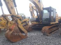 CATERPILLAR KETTEN-HYDRAULIKBAGGER 320ELRR equipment  photo 1