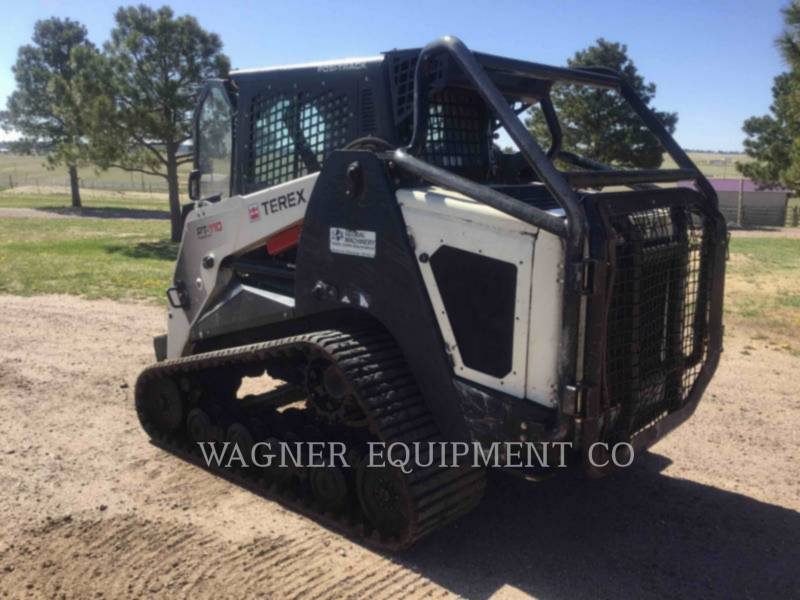 TEREX CORPORATION SKID STEER LOADERS PT110F equipment  photo 3
