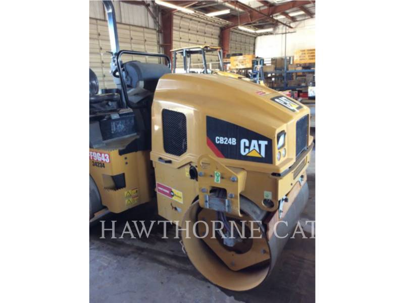 CATERPILLAR VERDICHTER CB24B equipment  photo 2