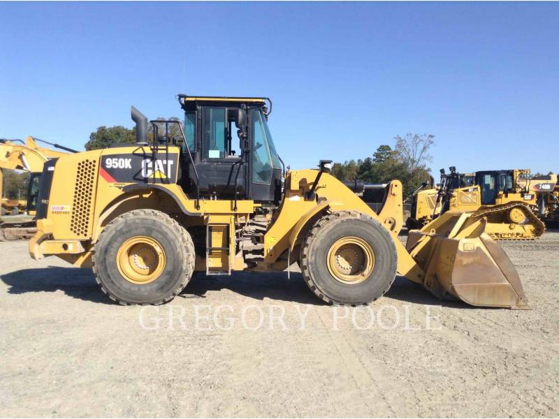 CATERPILLAR WHEEL LOADERS/INTEGRATED TOOLCARRIERS 950K equipment  photo 7
