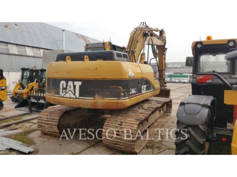 CATERPILLAR PELLES SUR CHAINES 318CL equipment  photo 3